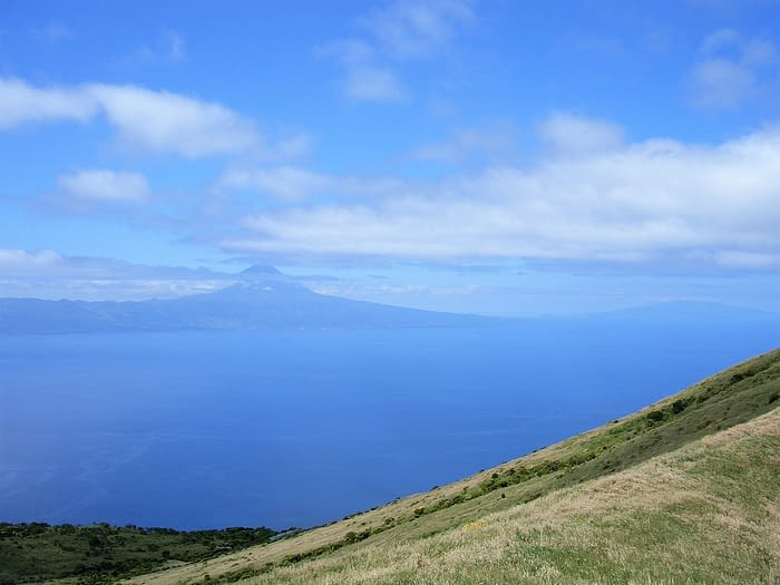 Pico from Sao Jorge, The Azores