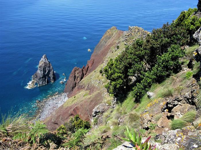 Ponta de Rosais, Sao Jorge island, The Azores