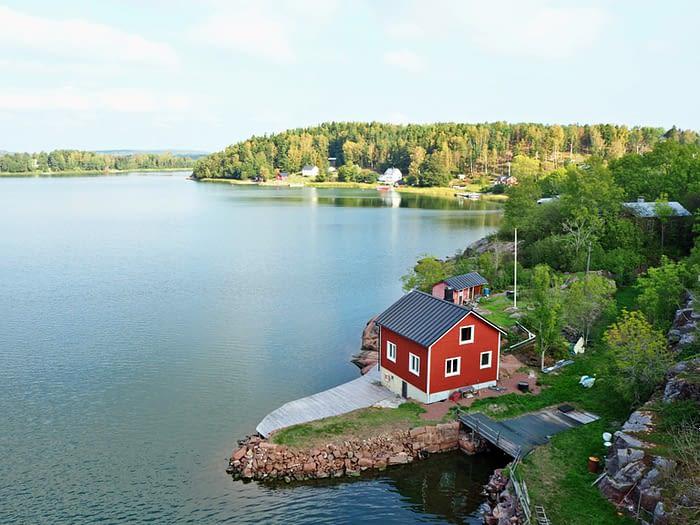 Aland Islands, Finland