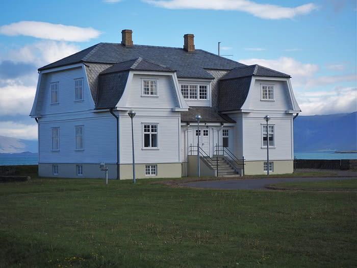 Höfði House, Reykjavik, Iceland