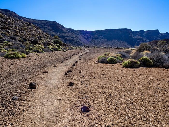 Sendero 30, Teide National Park, Tenerife