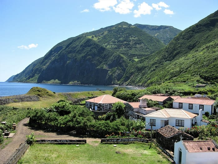 Santo Cristo, Sao Jorge, The Azores