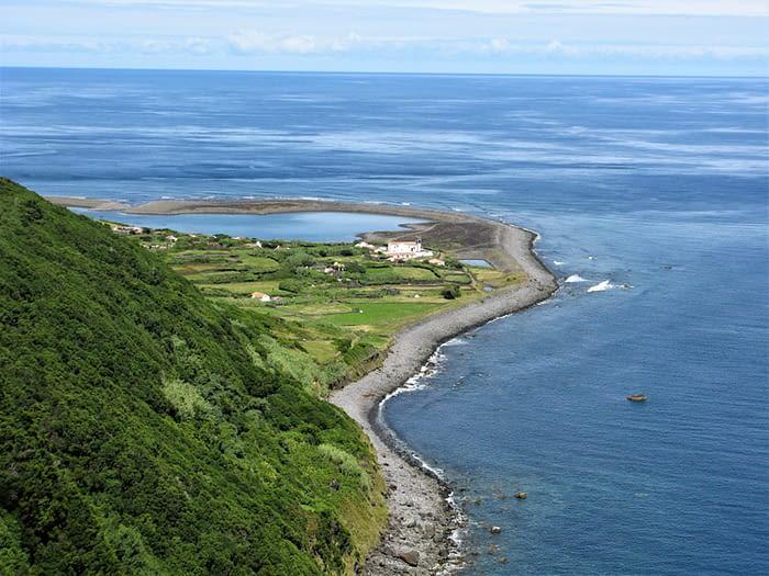 Faja Santo Cristo, Sao Jorge island, The Azores