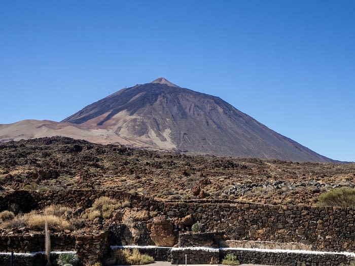 Mount Teide volcano, Tenerife, Canary Islands