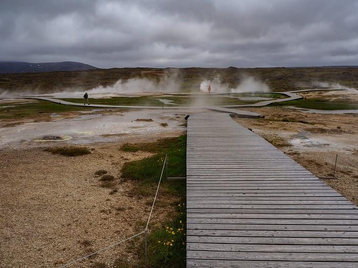 Hveravellir Geothermal Area, Iceland