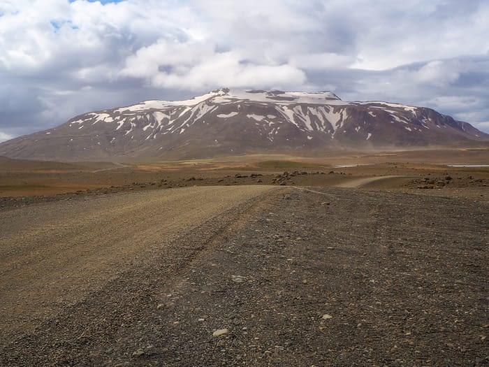 Kjolur Highland Route F35, Iceland
