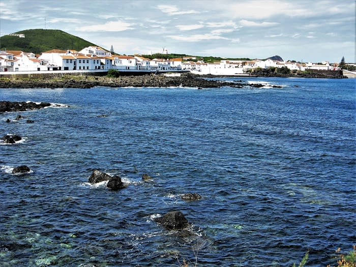 Praia, Graciosa island, The Azores